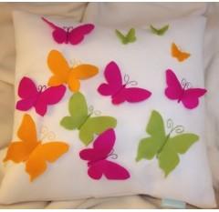 V-022 Gối bướm bay 3D