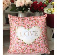 V-071 Gối hoa Love