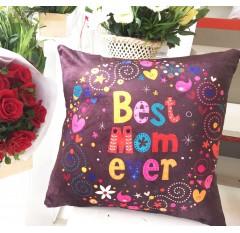 V-039 Gối Best Mom Ever