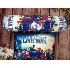 H-36 Bộ gối Captain America