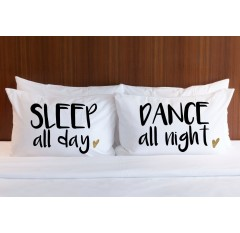CN-027 Cặp gối Sleep & Dance